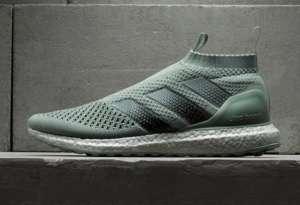 """玩爆街头!adidas Ace 16+ Ultra Boost """"Vapour Green"""" 即将登"""