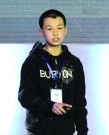 【新资讯】13岁编程少年被赞有乔布斯范