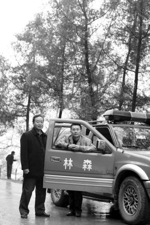 """资讯生活云阳林业:从""""光头""""到森林工程建设典型区县(图)"""